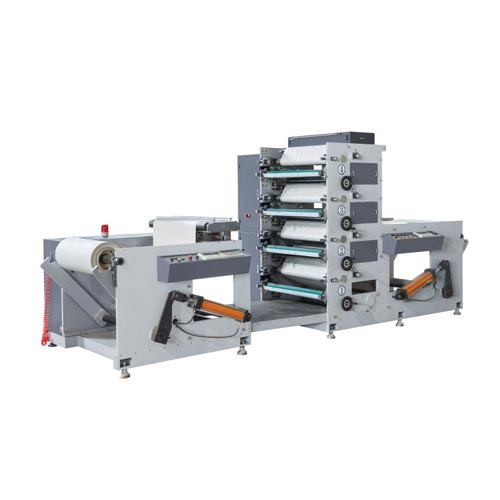 HSR-650 Flexo Printing Machine