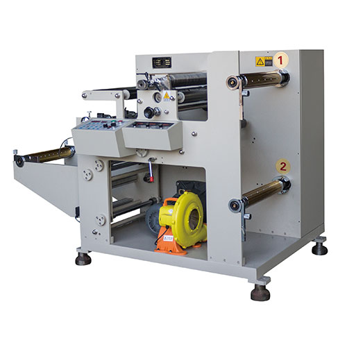 HSF-450 Automatic Slitting Machine