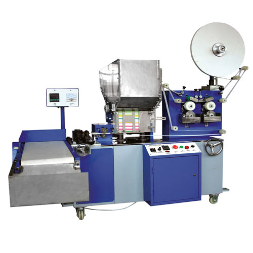 SSP031-2C Single Straw Paper Bopp Film Packing Machine With Two Color Printing